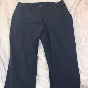 Ann Taylor curvy size 12 navy dress pants